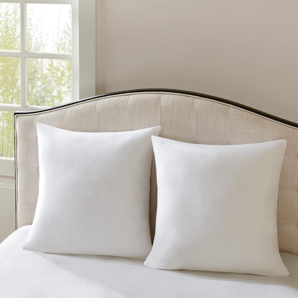 cotton sateen euro pillow