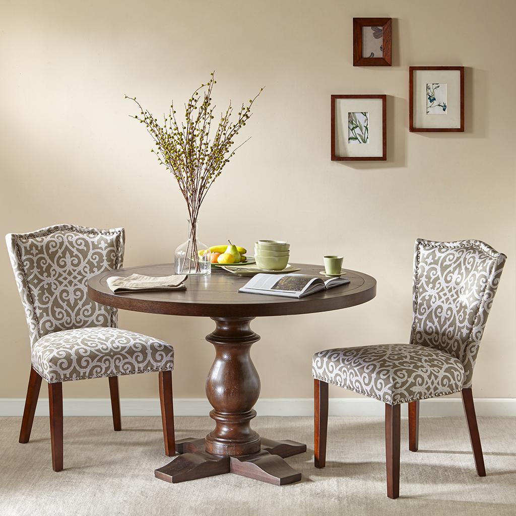 Charles Round Dining Table Madison Park Olliix