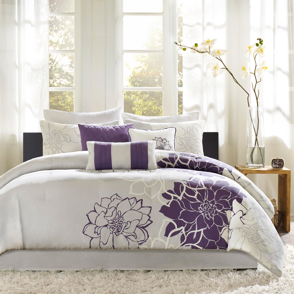 Lola Comforter Set Madison Park Olliix