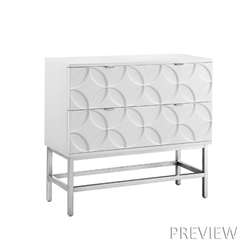 Sonata Accent Chest With 2 Drawers Madison Park Olliix