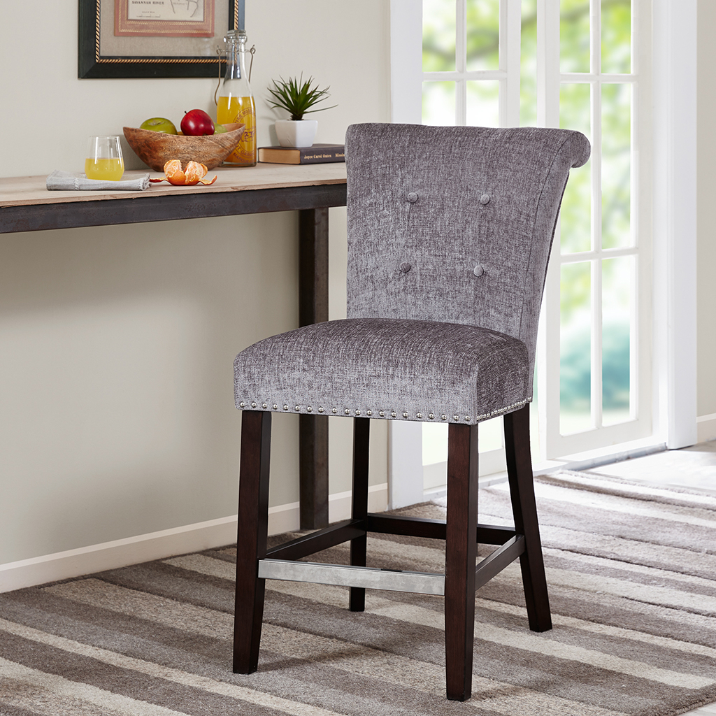Slipcovered Counter Stools Best Bar Stool With