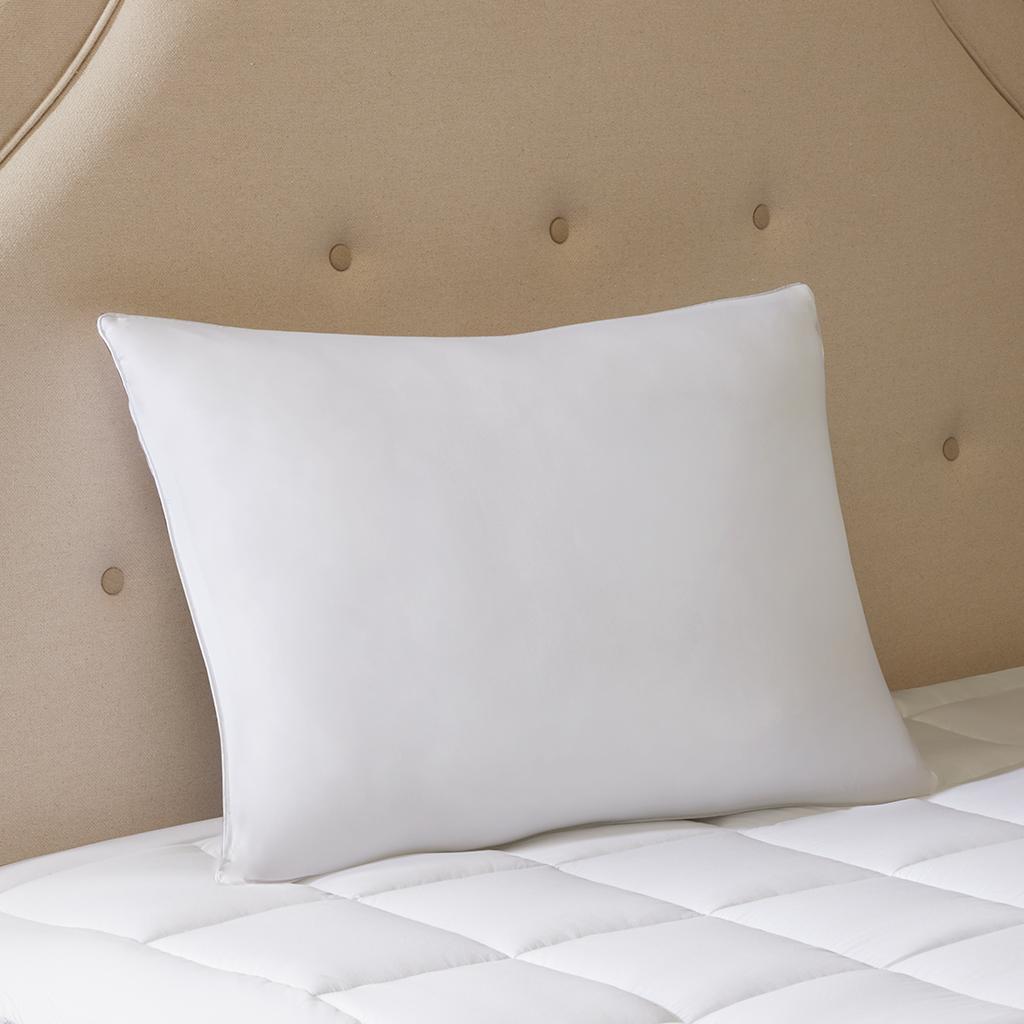smart cool microfiber coolmax down alternative pillow