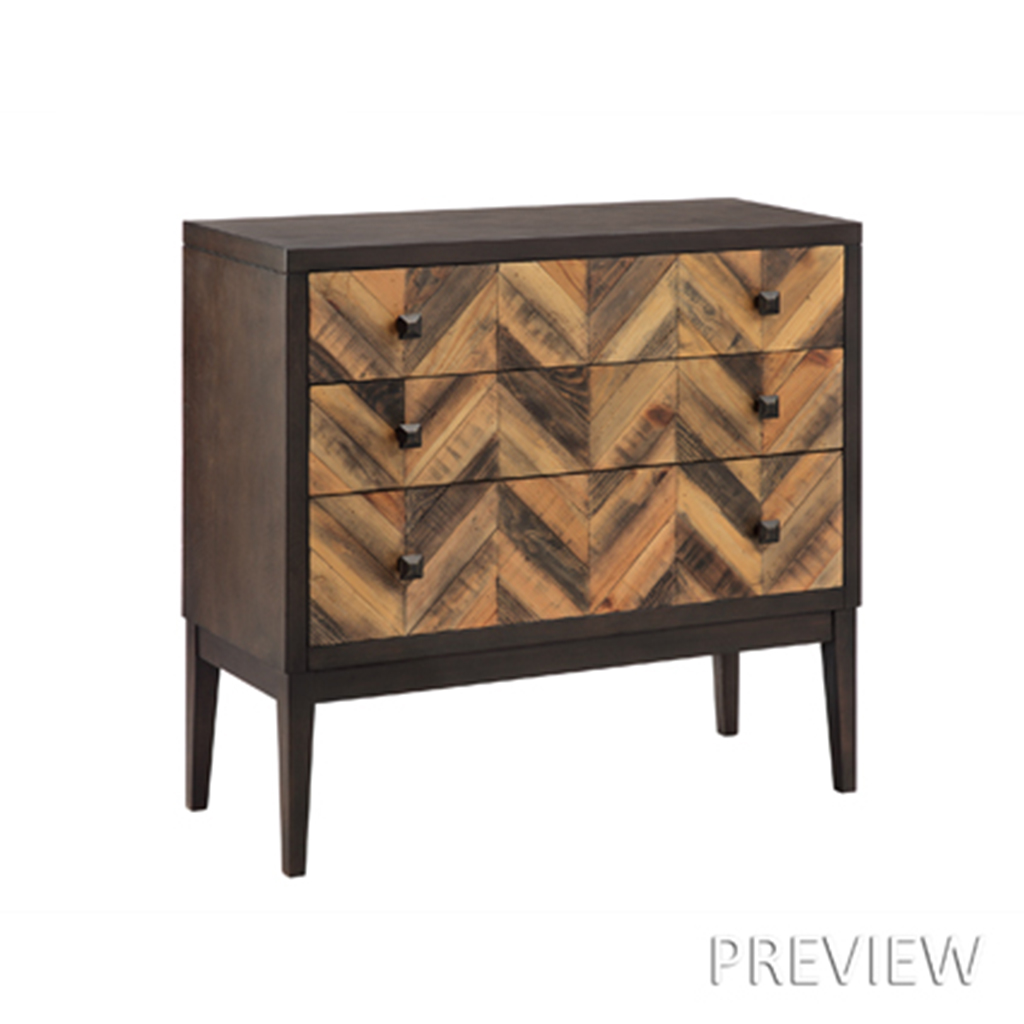 apollo accent chest with 3 drawers - Accent Chests