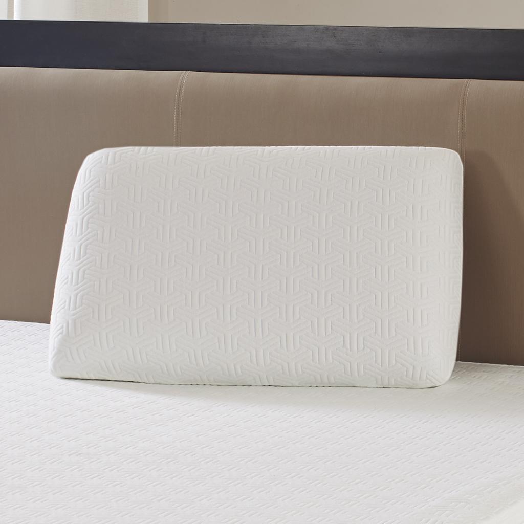 classic gel memory foam standard pillow