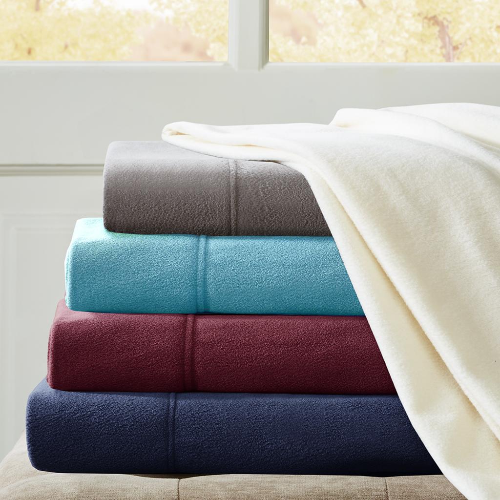3m scotchgard micro fleece sheet set - Microfleece Sheets