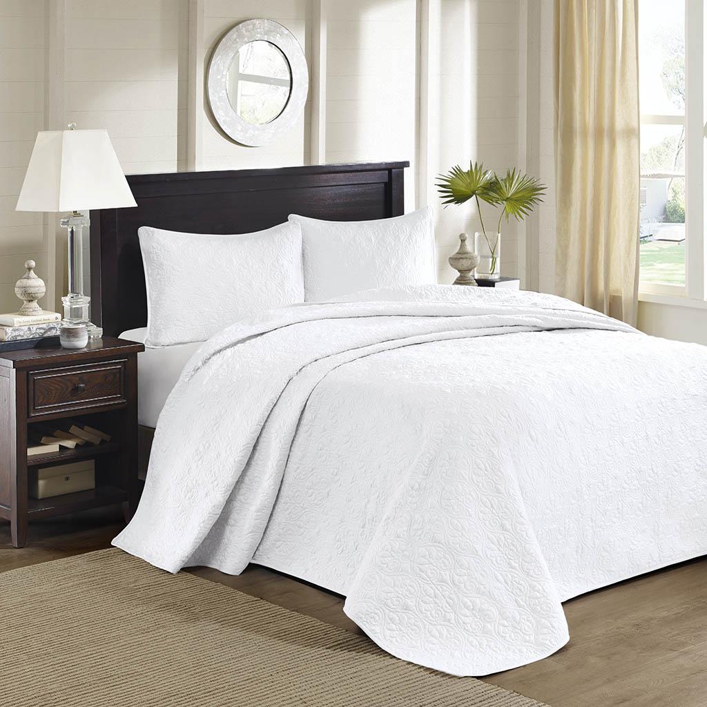 Quebec 3 Piece Bedspread Set