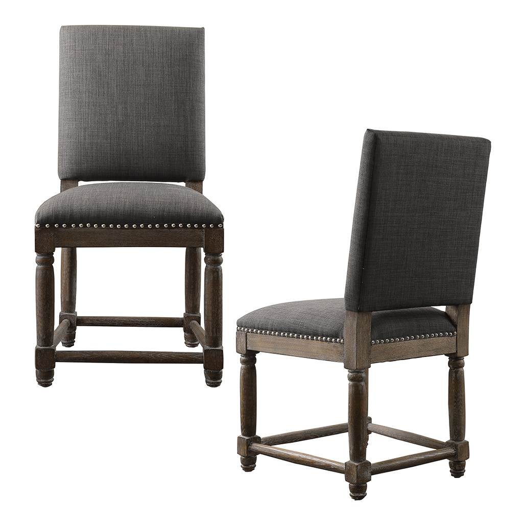 Cirque Dining Chair Set Of 2 Madison Park Olliix