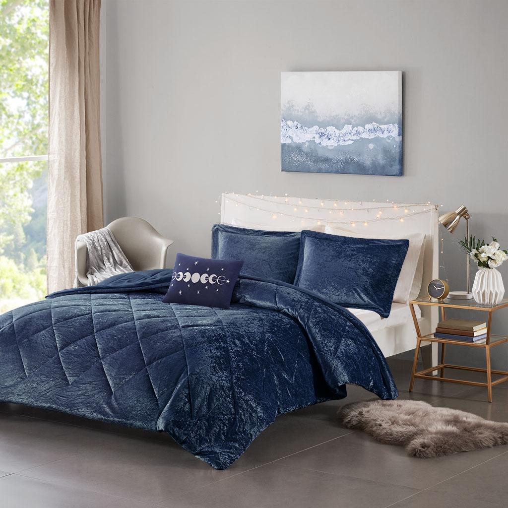 Intelligent Design Marsden Complete Bed Set Including Sheets