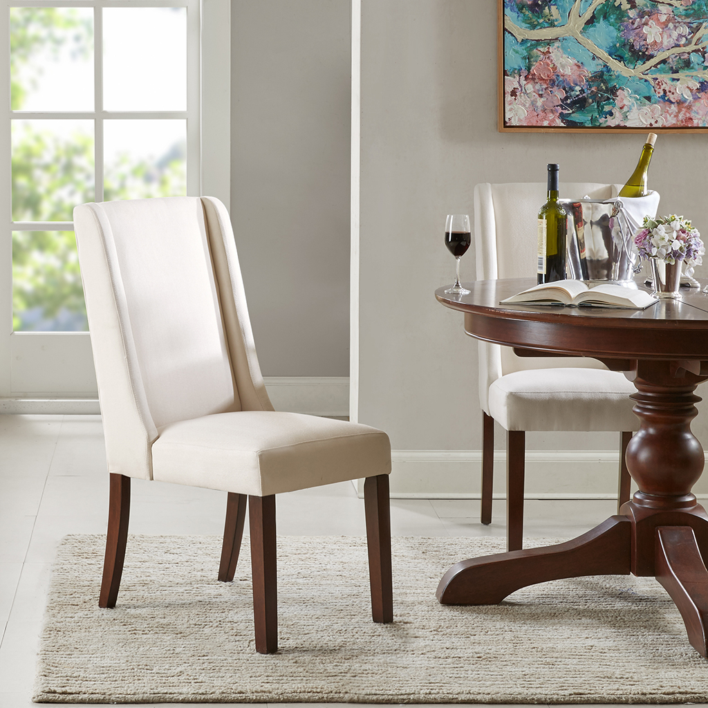 Brody Wing Dining Chair Set Of 2 Madison Park Olliix