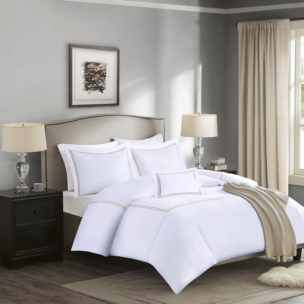 Luxury Collection 1000 Thread Count Embroidered Cotton