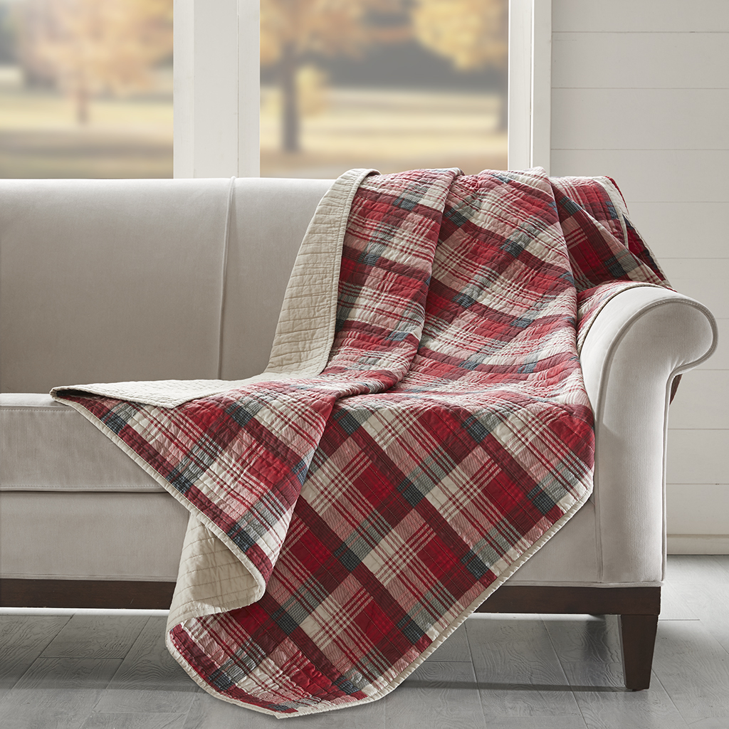 Tasha Quilted Throw