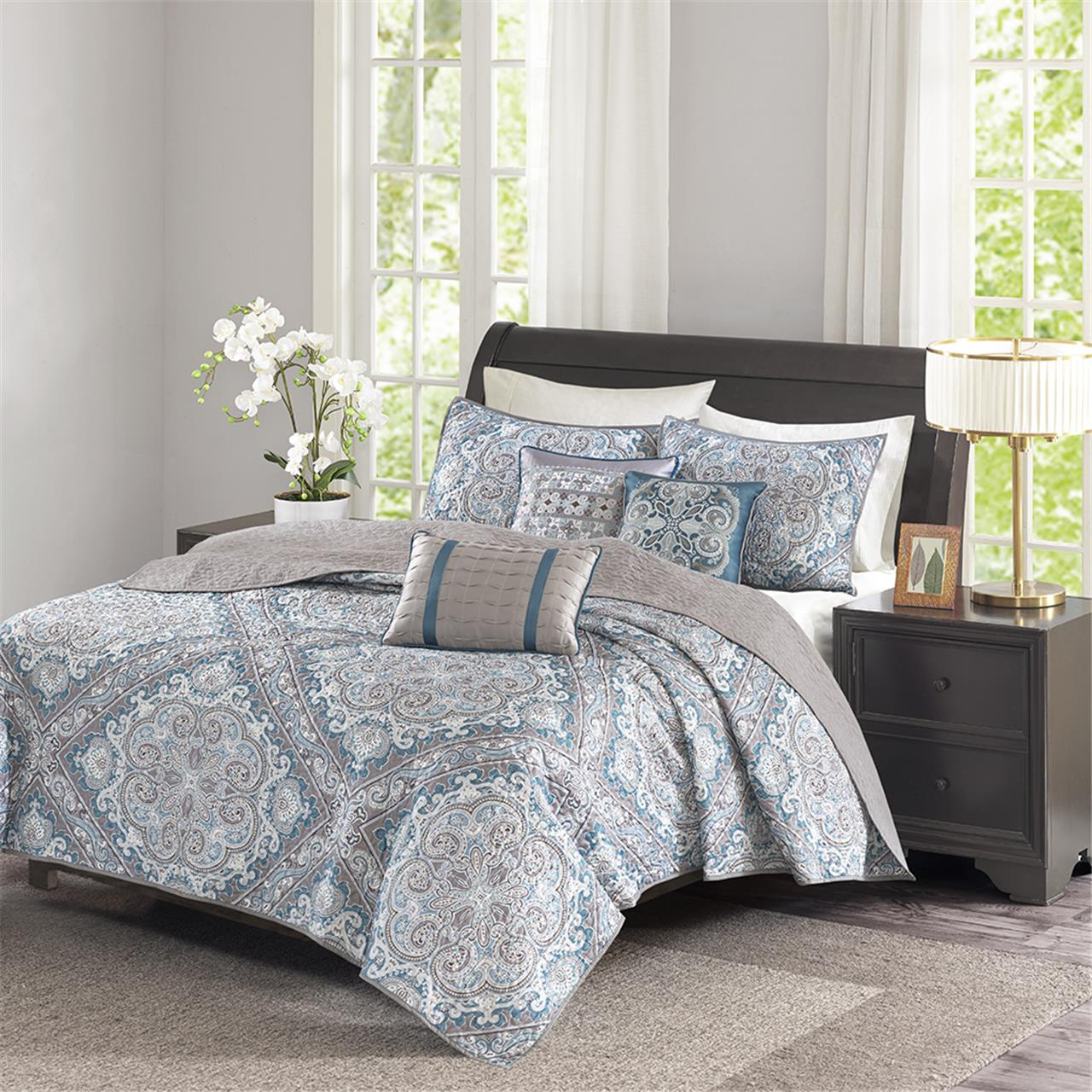 josephine 6 piece coverlet set
