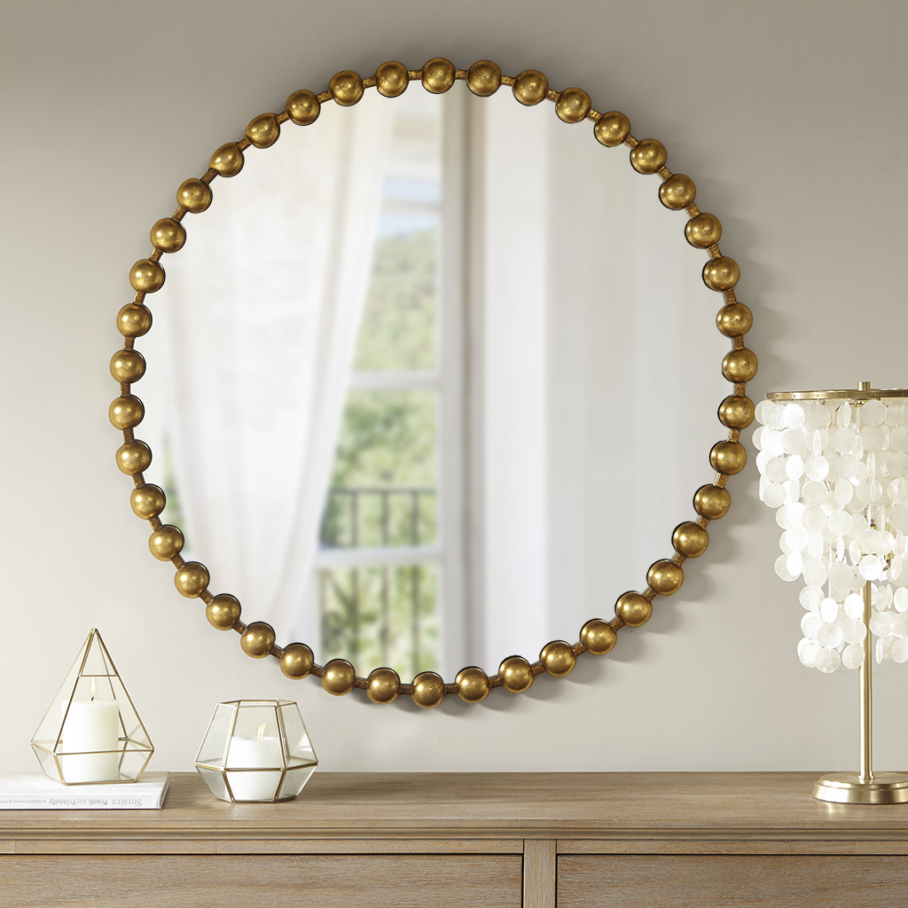 Marlowe Decor Mirror Madison Park Signature Olliix