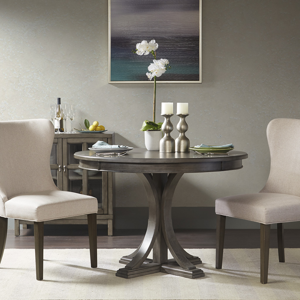 Helena Round Dining Table Madison Park Signature Olliix