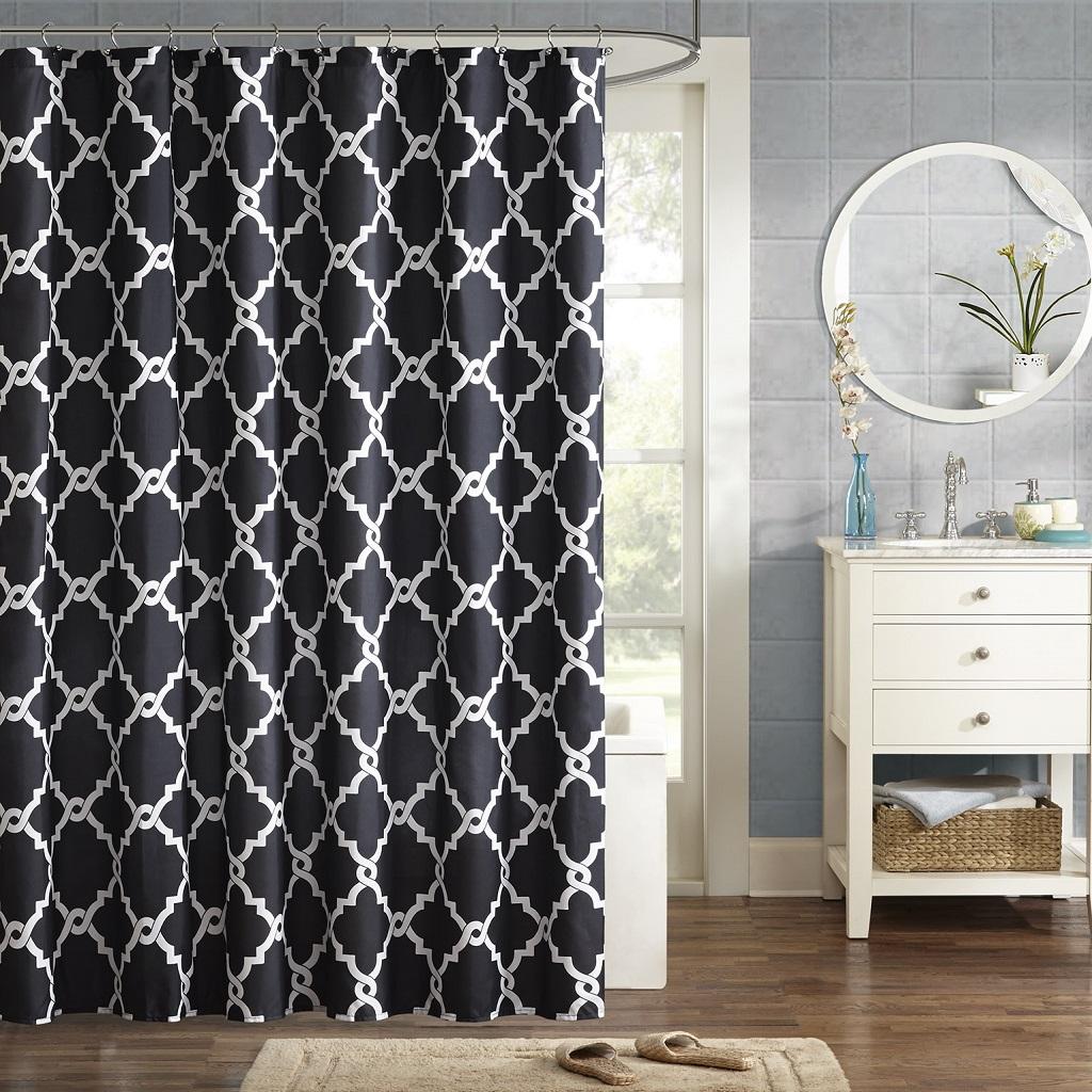 Madison Park Essentials · Merritt Shower Curtain