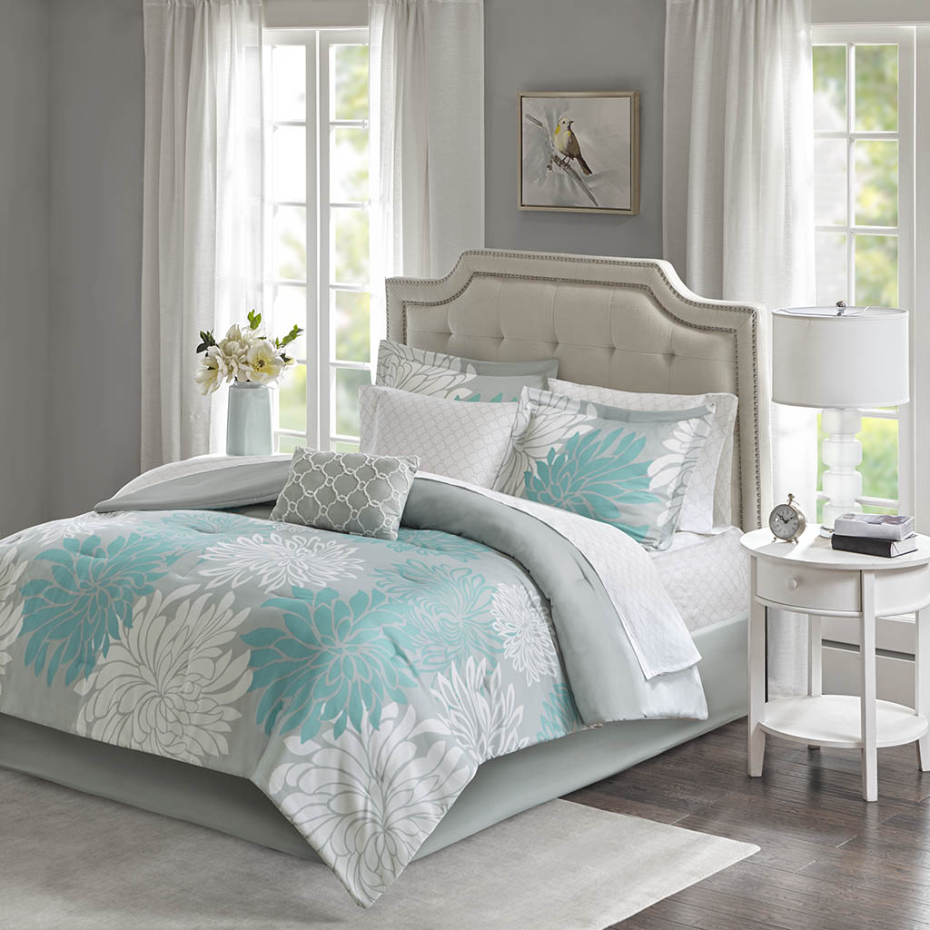 Maible Complete Comforter And Cotton Sheet Set