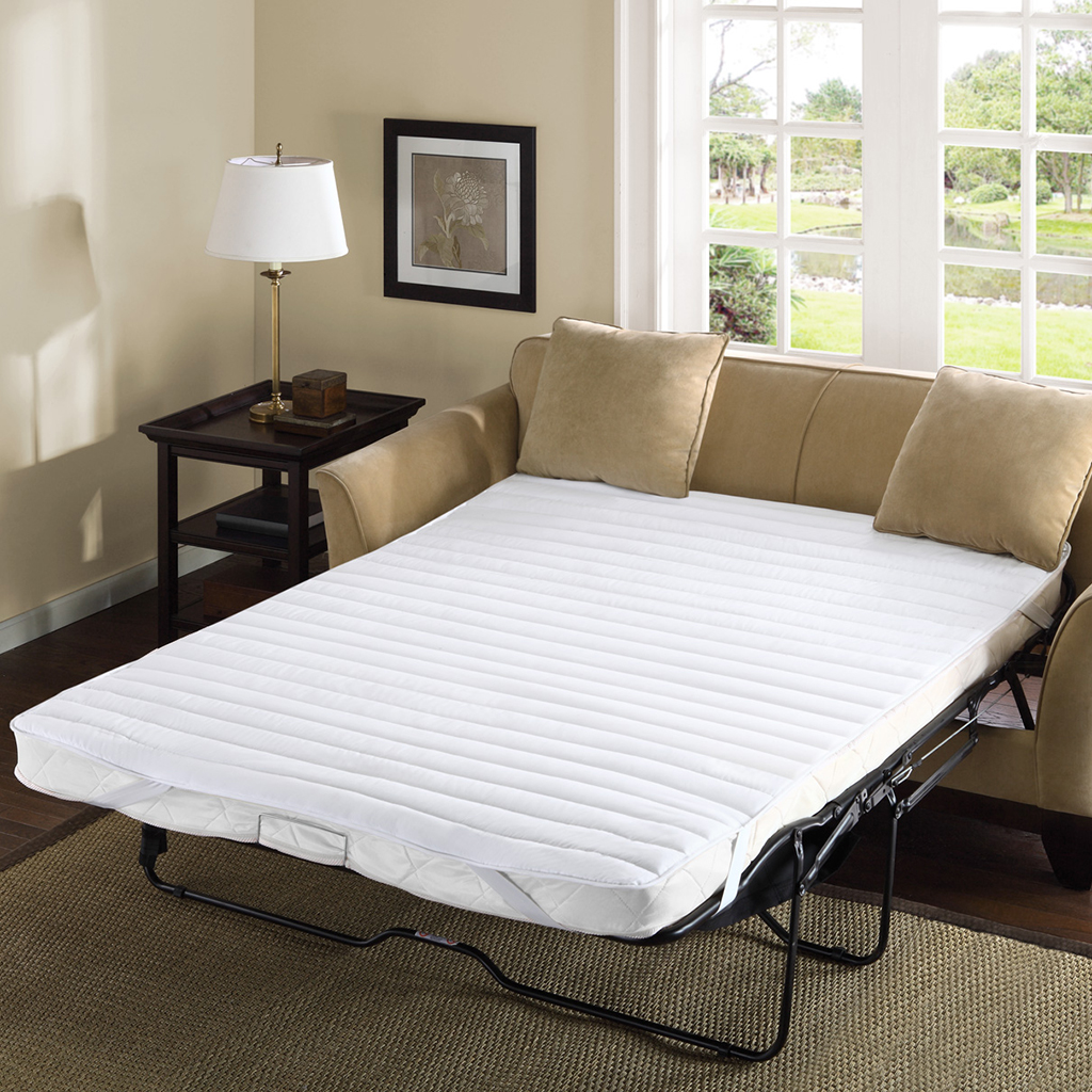 Frisco Waterproof Quilted Microfiber Sofa Bed Pad