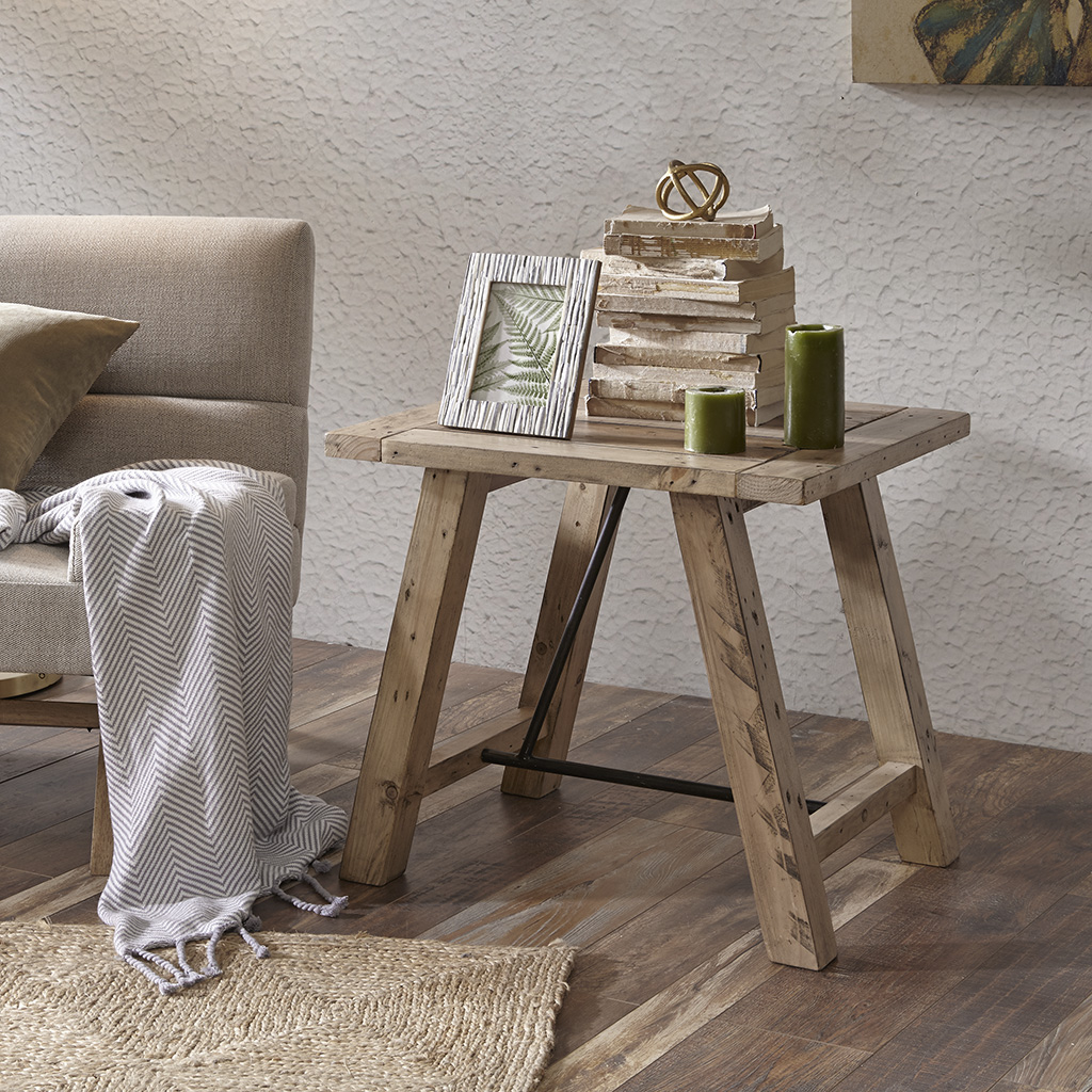 Sonoma End Table Ink Ivy Olliix