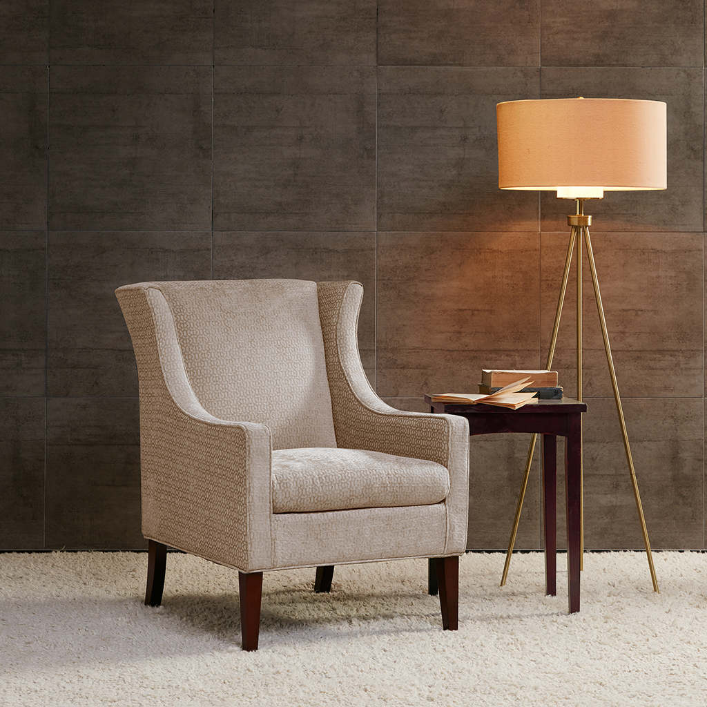 Addy Wing Chair Madison Park Olliix